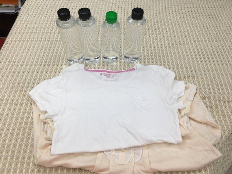 預防熱傷害,絕對要避免曝曬,隨時補充水分,穿衣服要寬鬆並吸汗透氣,以淺色為宜。圖...