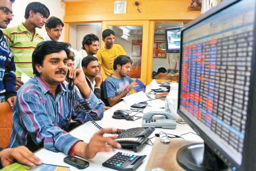 印度股市補漲空間可期 。(本報系資料庫)