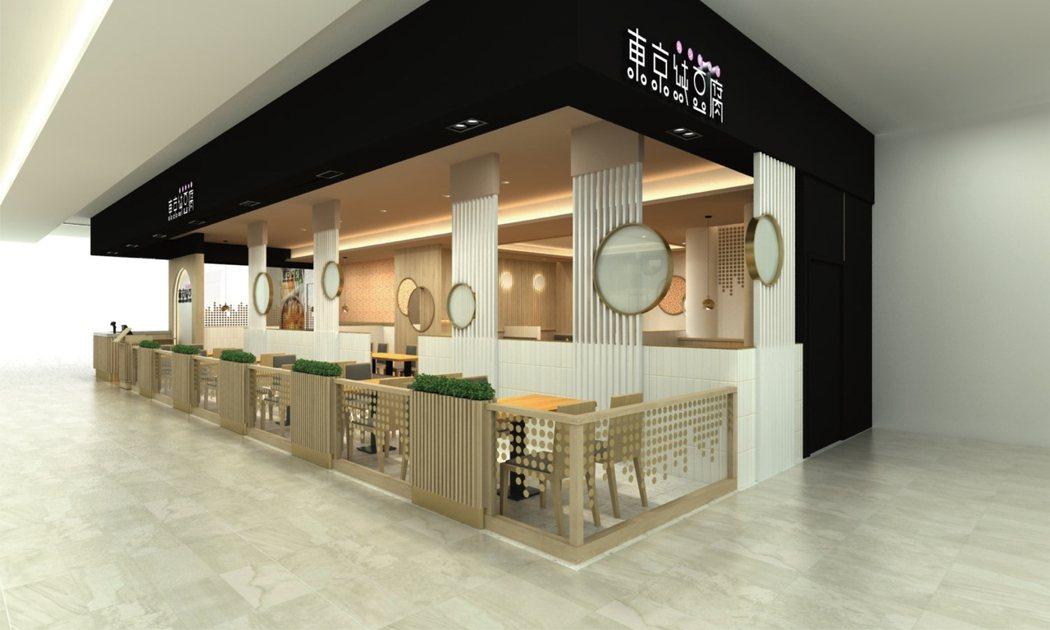 日式時尚的店裝風格,清新木質、溫暖簡約,跳脫多數鍋物品牌暗色剛硬的印象。金田餐飲...