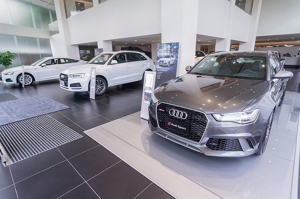 Audi奧迪豐仕提供無微不至的尊榮購車禮遇與售後服務,給予所有Audi車主更體貼...