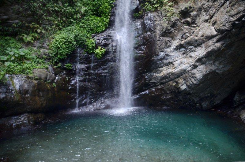 高雄市茂林區的羅木斯溪步道受健行喜愛,沿步道走還可抵達茂林谷瀑布。 圖/高雄市觀...
