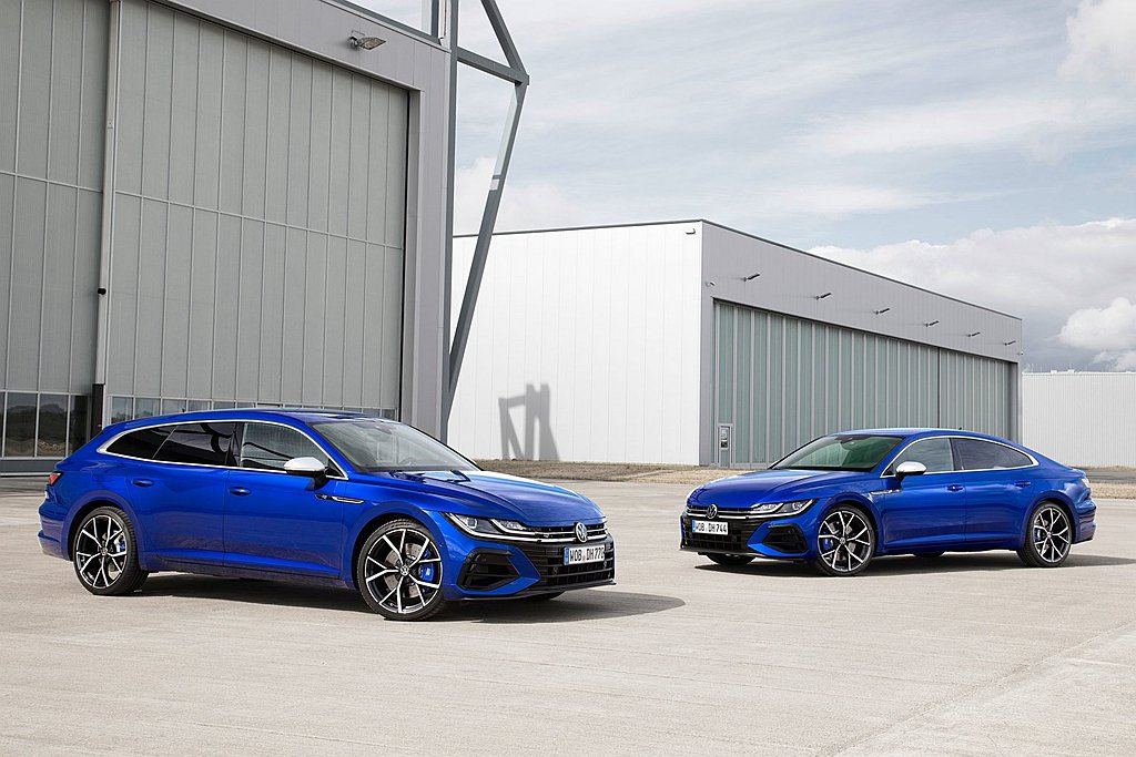 福斯汽車於7月宣布開始在德國預售Arteon/Arteon Shooting B...