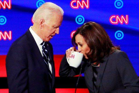 2020美國總統大選倒數83天,民主黨準參選人拜登(Joe Biden)11日對...