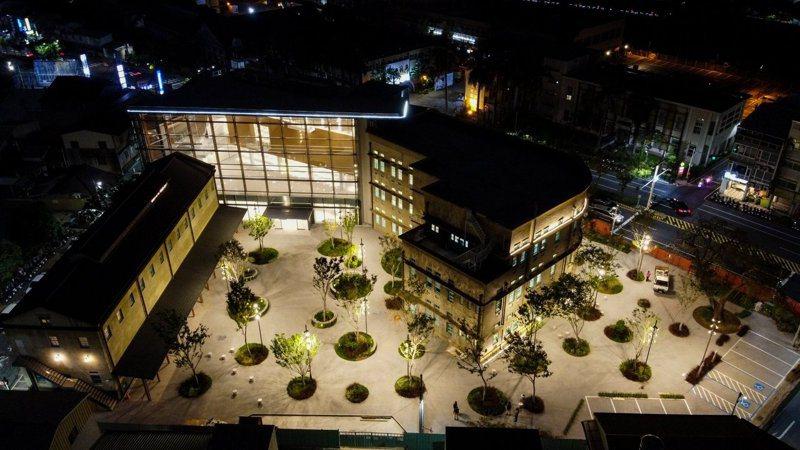 嘉義首座多功能、結合美學的夢幻市立美術館即將登場。圖/嘉義市市長黃敏惠臉書專頁