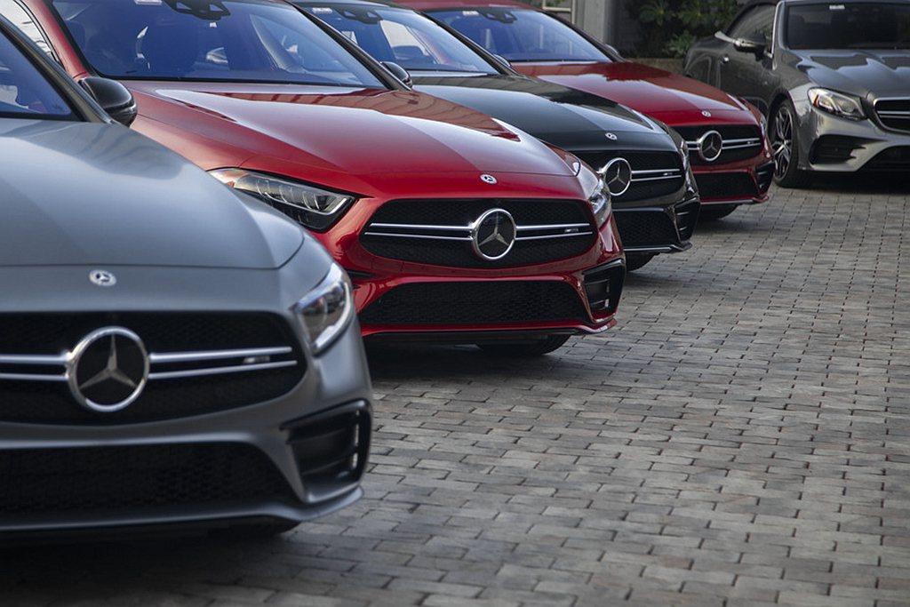德國豪華車廠賓士,將針對北美市場銷售陣容大幅調整。 圖/Mercedes-Ben...