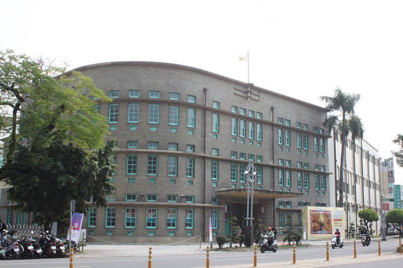 嘉美館整修改建前的原建築模樣。圖/嘉義市立美術館臉書專頁