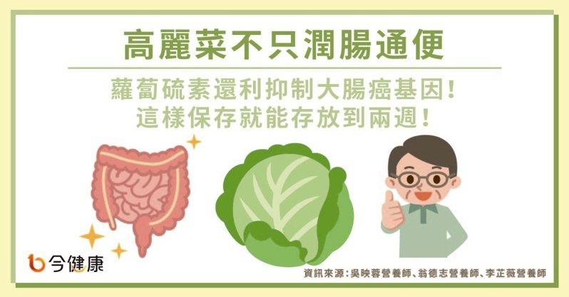 高麗菜防癌又顧胃!這樣挑選這樣保存,更能吃下滿滿營養