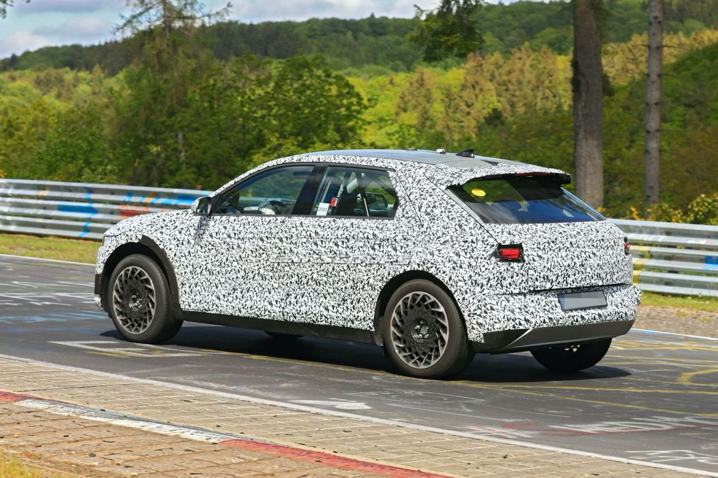 Hyundai Ioniq 5是以45 EV Concept為建構基礎而打造的全...