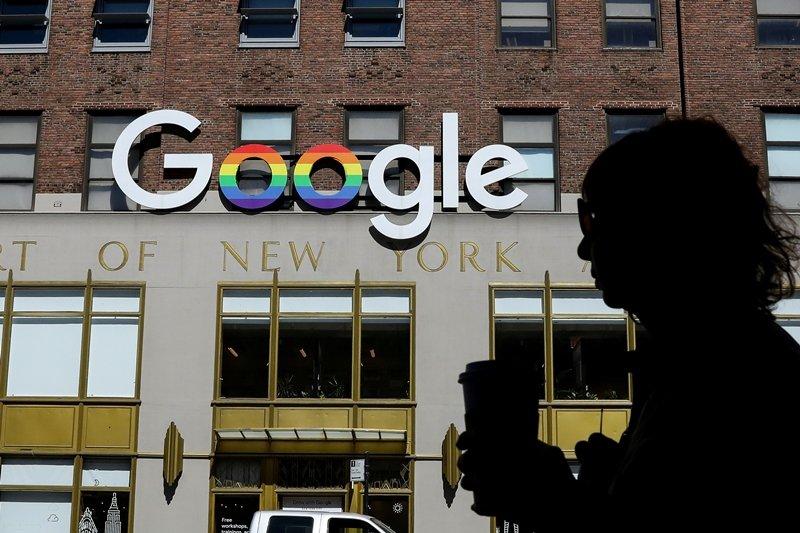 谷歌原先的功能應該是組織資訊與知識,但現在已演化成一頭怪獸,控制了所有資訊的取得。 圖/路透社