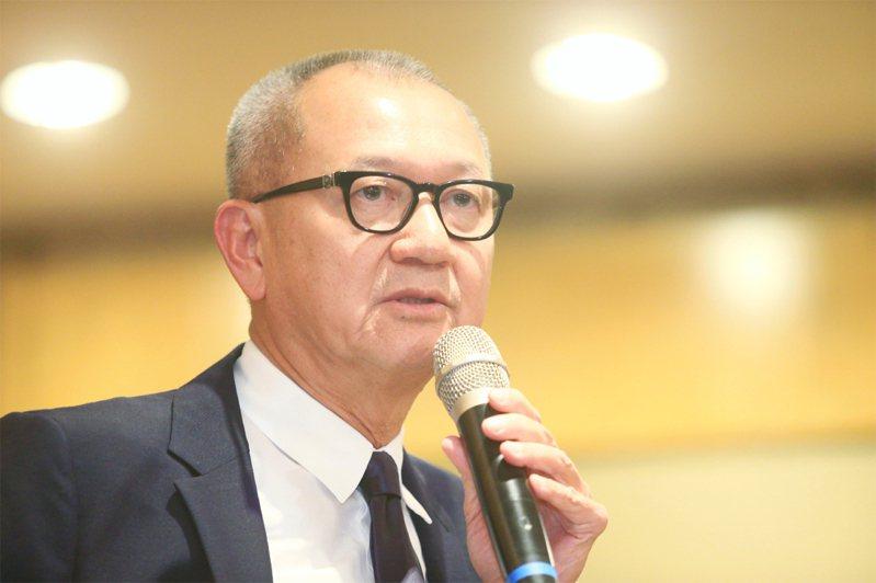 國巨董事長陳泰銘。聯合報系資料照/記者陳正興/攝影
