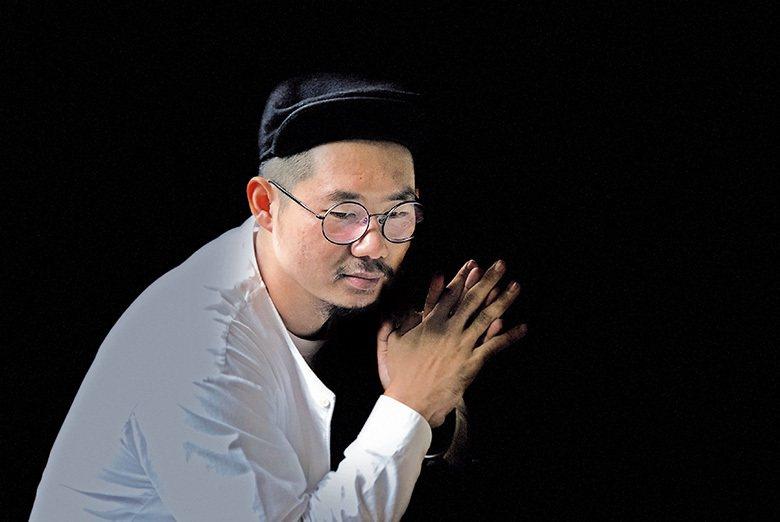 ▲姜文中希望台灣在地元素,經過轉化能兼具品味與實用性。吳長益攝影