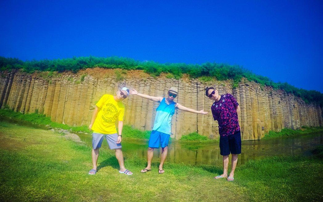 玖壹壹15日將在澎湖舉辦「開湖一夏」夏日演唱會。圖/混血兒娛樂提供