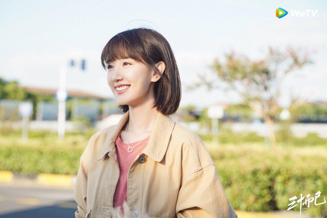 毛曉彤飾演的鍾曉芹原本生活慵懶無目標。圖/WeTV提供