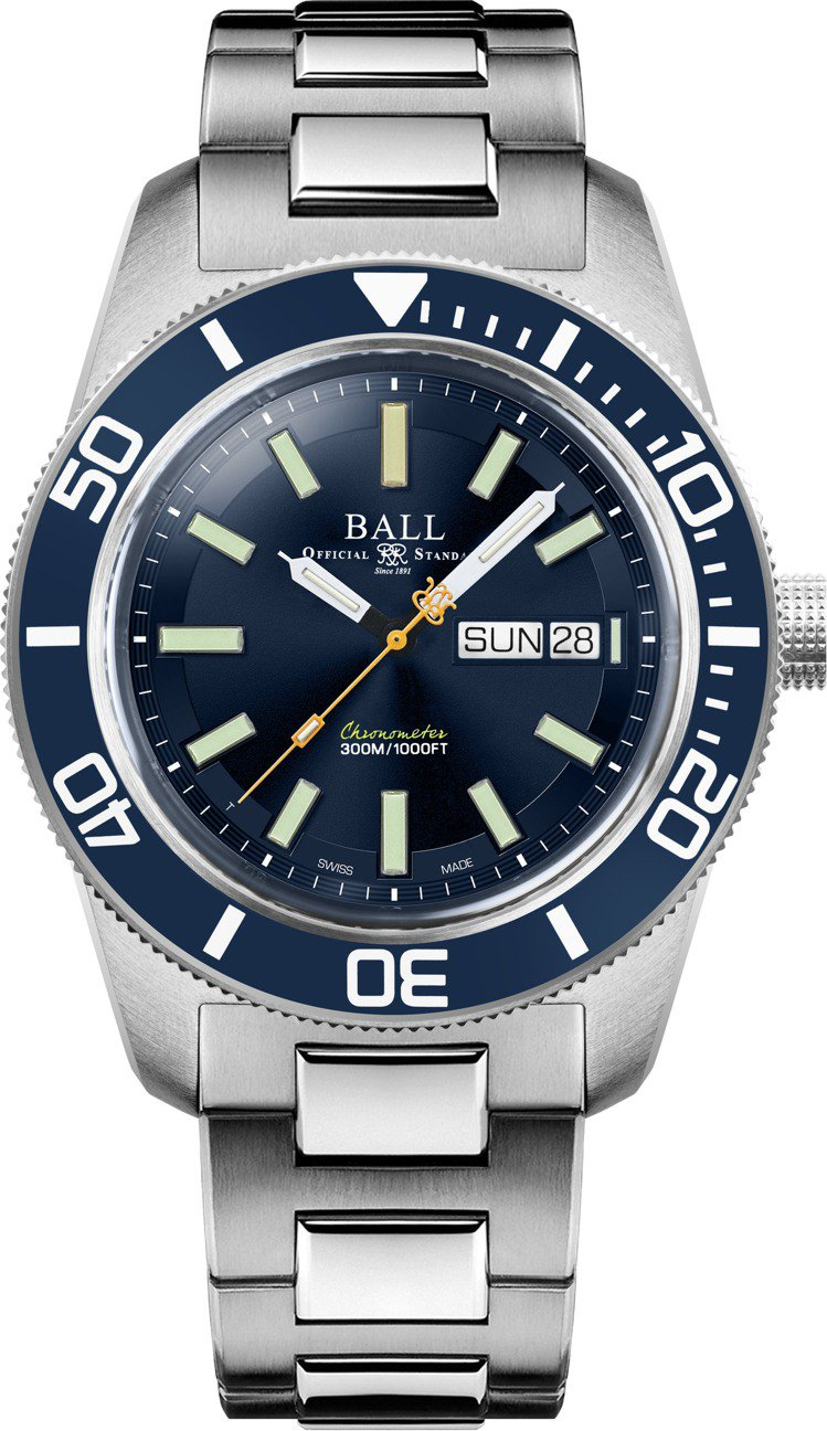 Ball Watch,Engineer Master II Skindiver ...
