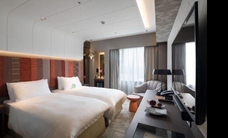 台北亞都麗緻大飯店推出「萬元振興1+1」。圖/台北亞都麗緻大飯店提供