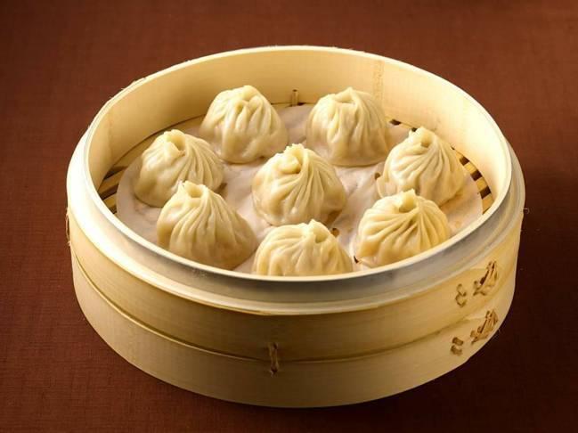 蔣緯國將軍曾是沁園春的常客,小籠包是蔣緯國的必點料理之一。圖/郭文章提供
