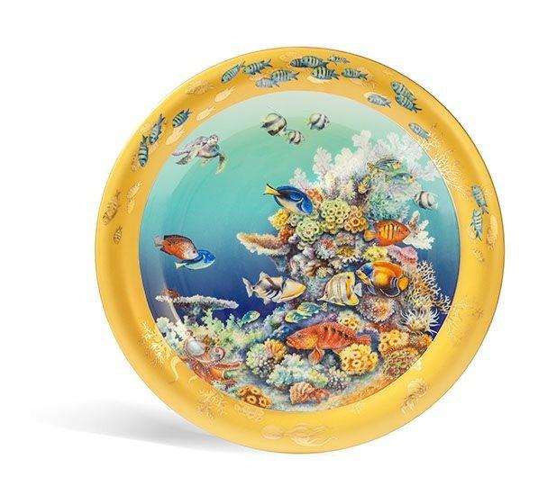 海底仙蹤圓盤。圖/國裕提供
