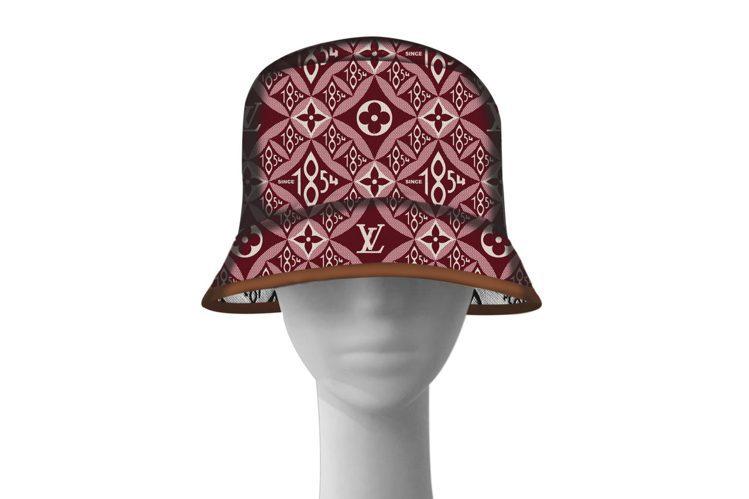 休閒漁夫帽,價格未定。圖/LV提供
