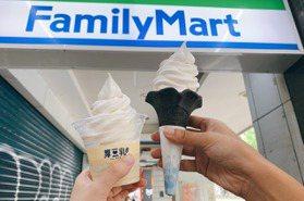 全家便利商店「厚豆乳霜淇淋、杏仁豆腐聖代」限量開賣!還有一咬爆漿的「豆豆奶油麵包」