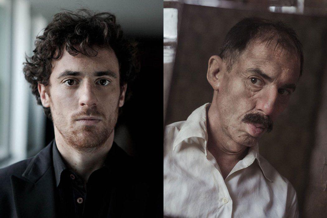 《隱藏的畫家》坎城影帝艾利歐傑曼諾主演藝壇狂人安東尼奧利加布。捷傑提供