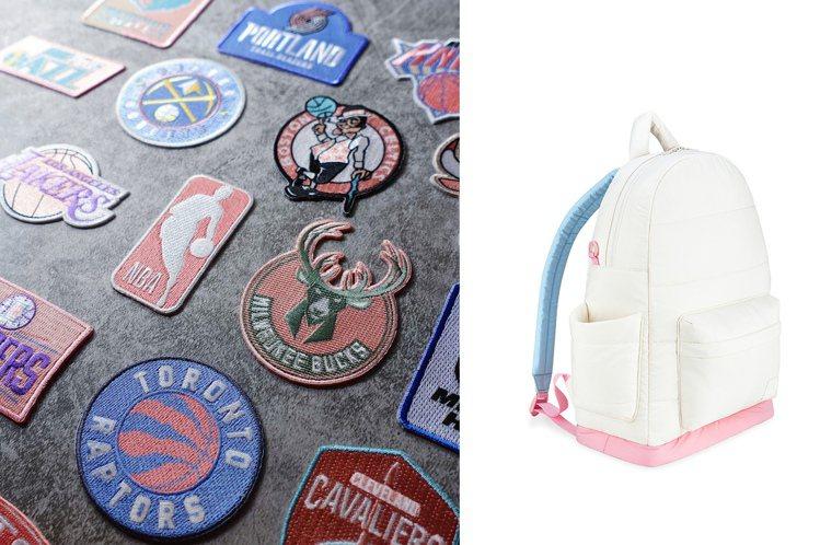 在媽媽界擁有高聲量的CiPU袋包品牌,與NBA STORE合作推出聯名款,同時還...