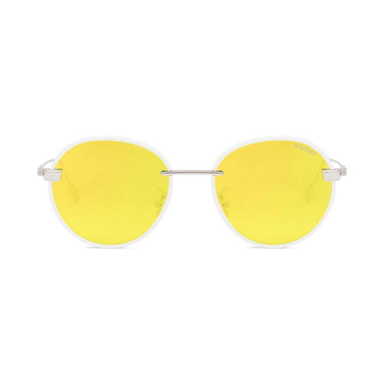 RIMOWA RIM飛行員太陽眼鏡約9450元。圖/摘自RIMOWA官網