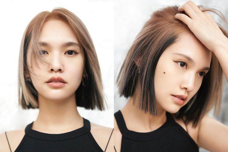 楊丞琳剪短髮,笑說希望大家不要脫粉。圖/摘自IG