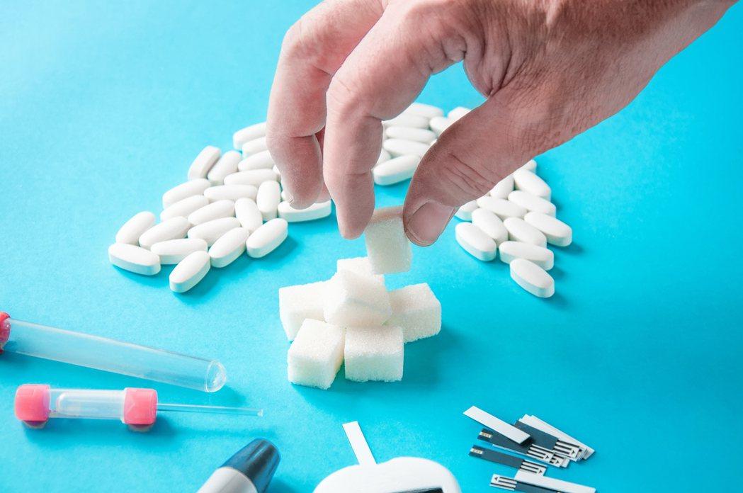 打胰島素可以讓血糖穩定獲得控制。圖╱123RF