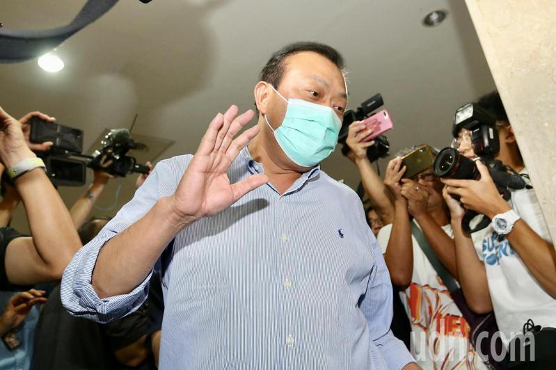 檢調去年即想偵辦民進黨立委蘇震清,卻因影響選情屢被延緩。圖/聯合報系資料照片