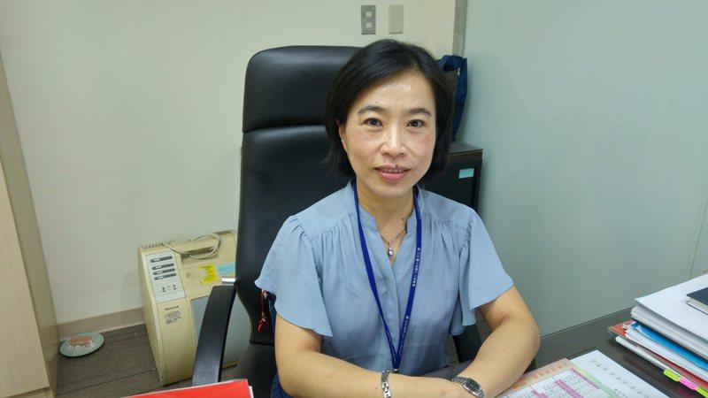 台北市政府消保官楊麗萍在第一線,為民眾消費權益把關。 圖/聯合報系資料照片