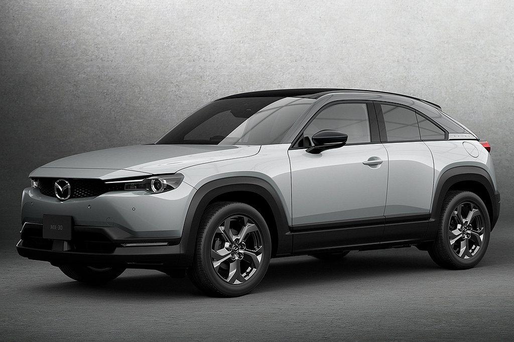 基於Mazda汽車產品策略與多樣性選項,MX-30也將推出燃油版本來滿足市場需求...