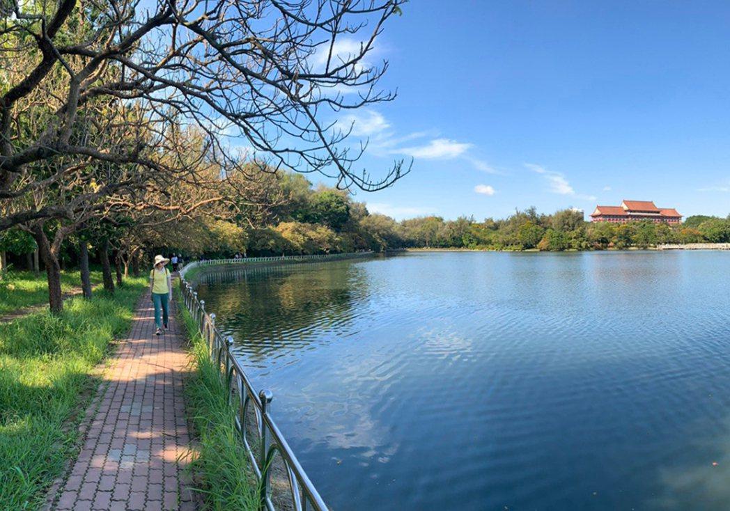 澄湖麗緻-澄清湖畔。圖片提供/上揚建設