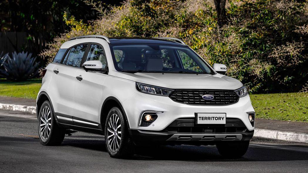 Ford Territory和中國版的福特領界,都是在中國廣東小欖鎮的工廠生產。...