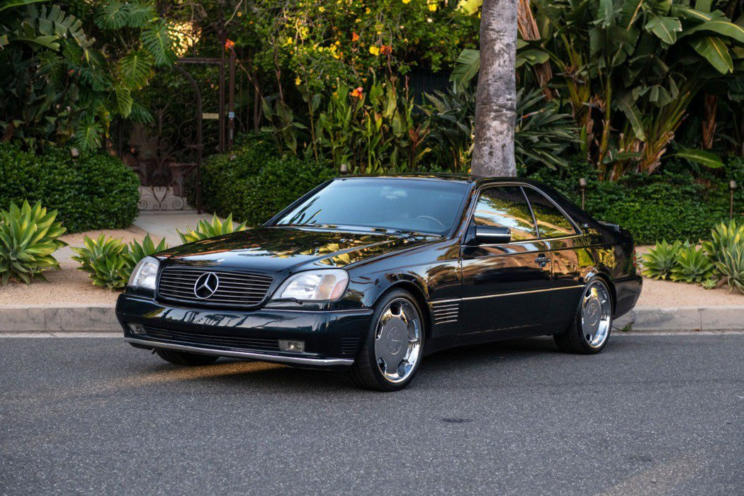 Mercedes-Benz S600 Coupe (Lorinser)。 摘自B...