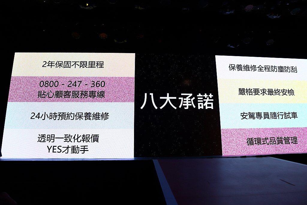 林進賢總監堅定地表示「我們對你的用車生活講究,才能讓你擁車不將就!」,並許下八大...