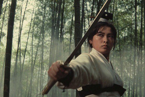 曹郁美/三位俠女,揚起大風——胡金銓的武俠電影