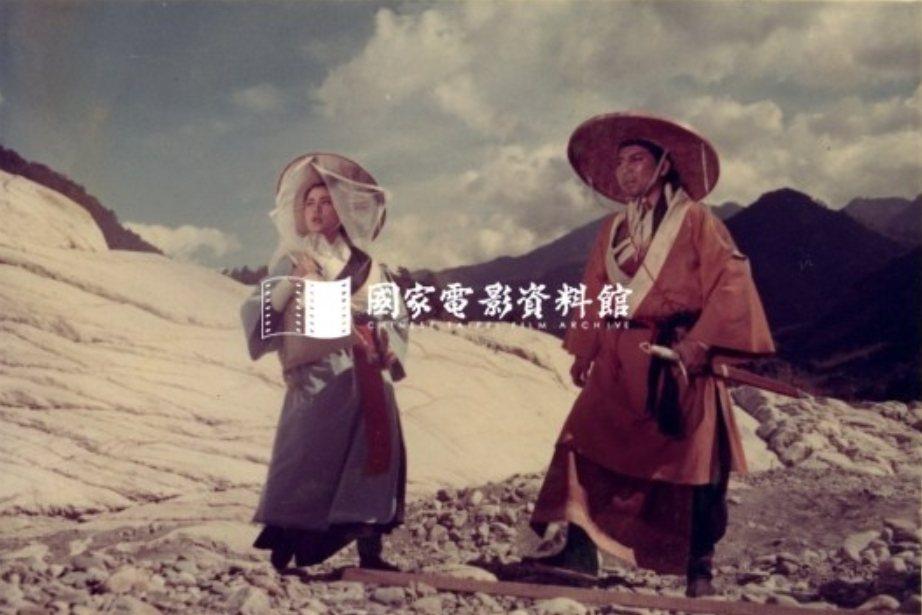 《龍門客棧》劇照。 圖/國家電影資料館
