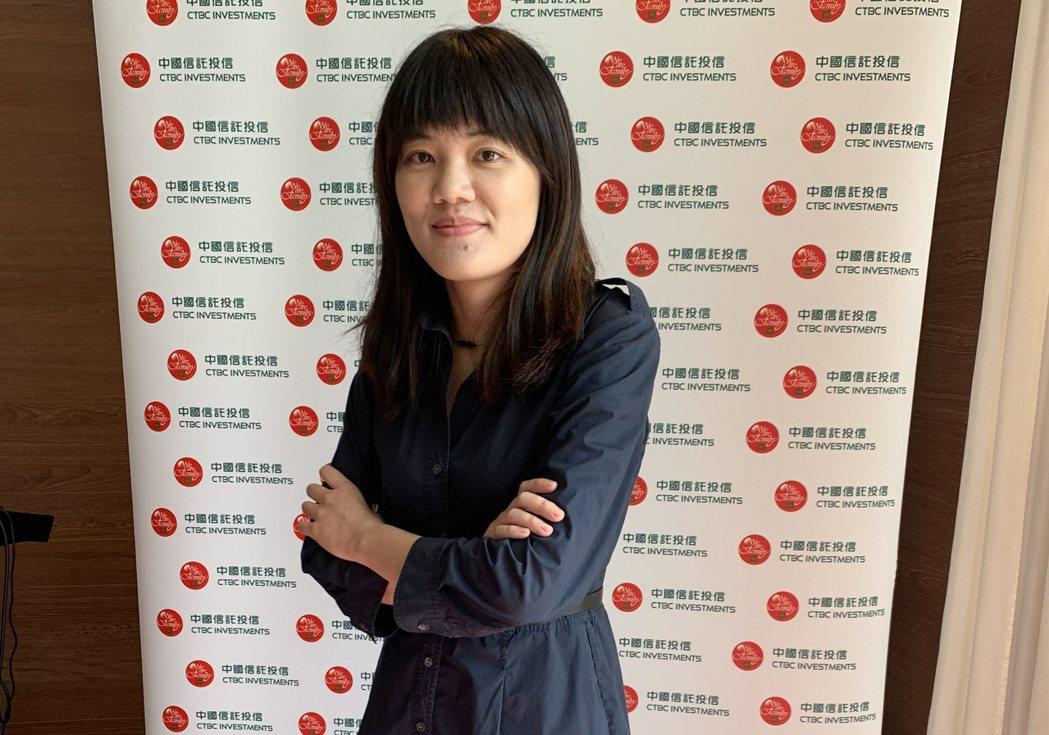 中國信託越南機會基金經理人張晨瑋。 中信投信/提供