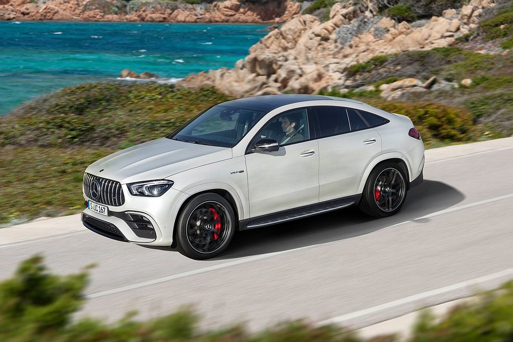 Mercedes-AMG GLE 63 S 4MATIC+ Coupe擁有612...