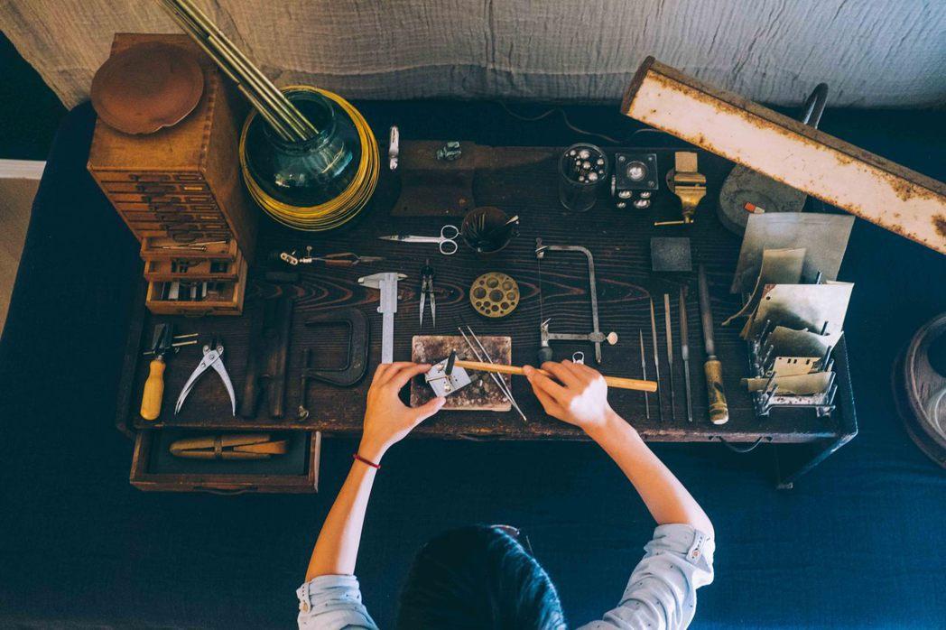 想了解這個城市,去一趟小手路工具店,會有意想不到的收穫。 圖/13個房間創作藝術...