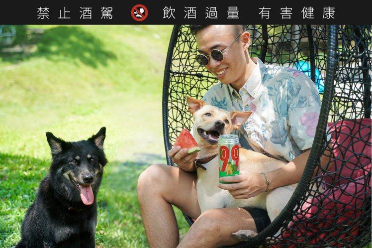 9月9日「臺灣狗狗日」前夕,臺虎還將舉辦「募故事捐乾糧」活動,傳遞關於流浪貓犬的...