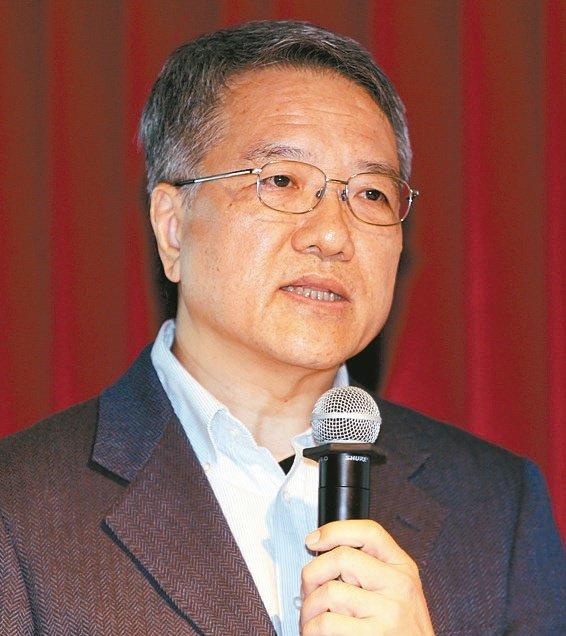 訊連董事長黃肇雄。 圖/聯合報系資料照片