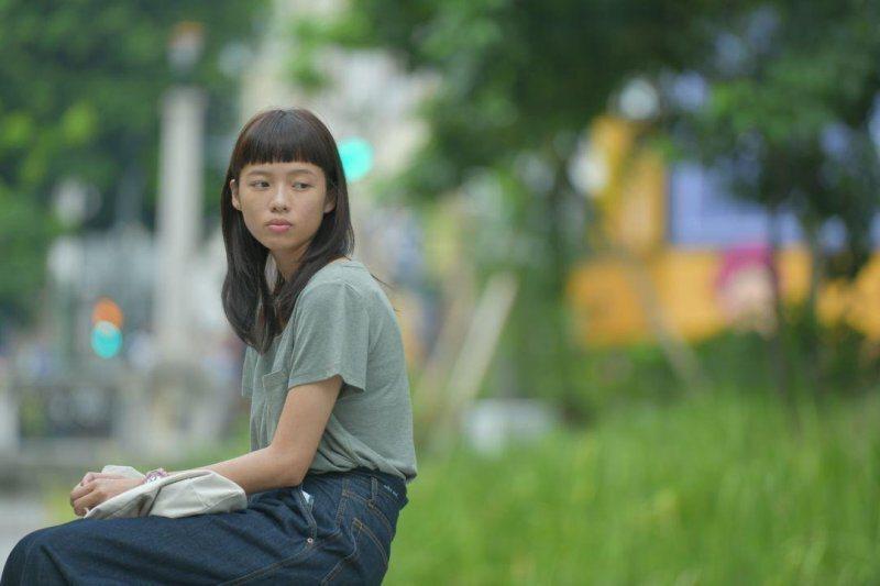 轉學生允蘅(王渝屏 飾)在片中充滿著神秘感@Yahoo!電影