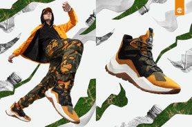 Timberland招牌黃靴進化了!不只是大寫的帥氣 還有綠色時尚意識