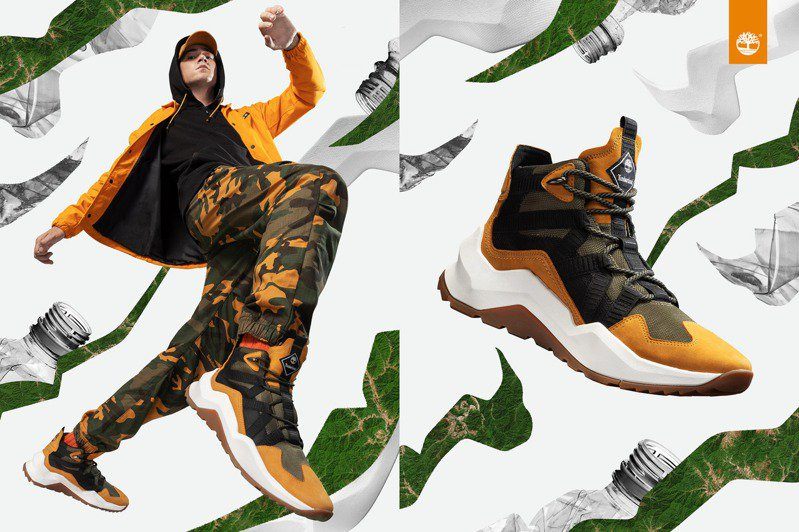Timberland的招牌防水黃靴深植人心,但今年品牌推出全新的Madbury瘋型鞋系列,展現前所未有的帥氣外觀。圖/Timberland提供