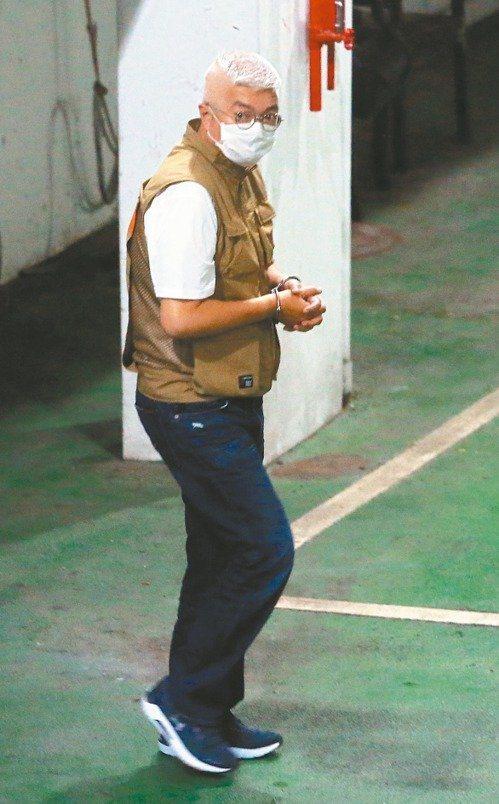 前國會助理陳惟仁。圖/報系資料照片
