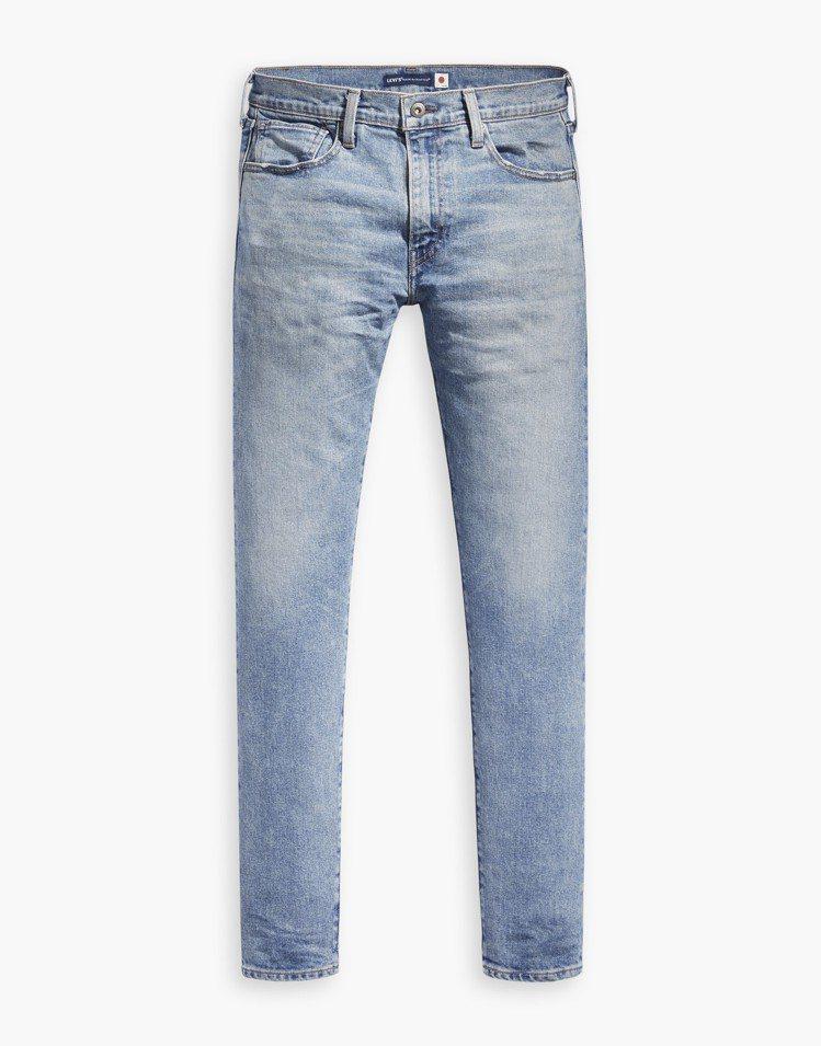 LEVI'S® MIJ系列512修身窄管褲7,590元。圖/LEVI'S提供