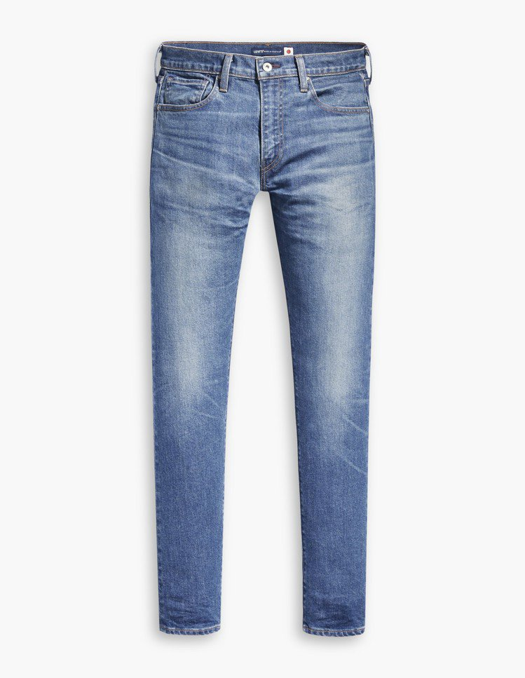 LEVI'S® MIJ系列502舒適錐形窄管褲7,590元。圖/LEVI'S提供