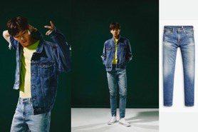吳念軒搶先穿LEVI'S「牛王」耍帥 純正日本血統牛仔褲迷必備