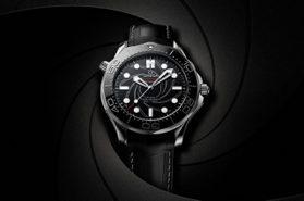 007腕表再進化!全新OMEGA SeaMaster升級鉑金太奢華
